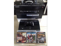 PLAYSTATION 3 60GN LIKE BRAND NEW CONDITION