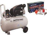 Jefferson 50 Litre 2HP Compressor