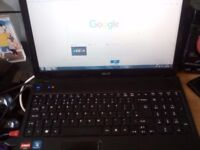 acer laptop for sale in great condition
