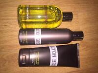 Molton Brown Cassia Energy Gift Box Set