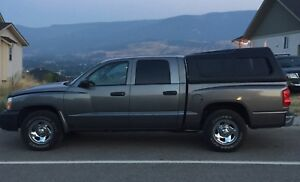 2005 Dodge Dakota 4x4 Crew Cab