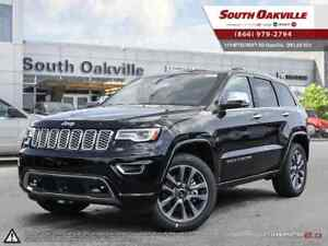 2017 Jeep Grand Cherokee Overland | ACTIVE SAFETY GROUP | CROSSP