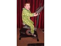 PRO-FORM 245 ZLX Exercise Bike Hardly used and in mint condition. User Manual and power adaptor.