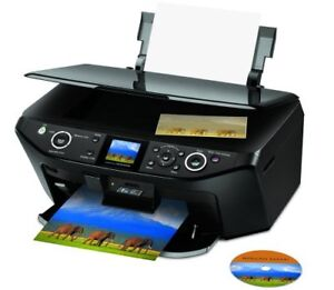 Epson Stylus Photo RX595 All-in-One Printer and Scanner