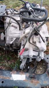 Saab 9-5 Automatic Transmission and Catalytic Convertor 2.3