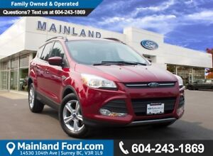 2014 Ford Escape SE LOW KMS, LOCAL, NO ACCIDENTS