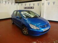 2004 Peugeot 307 2.0 HDi S 5dr (a/c)