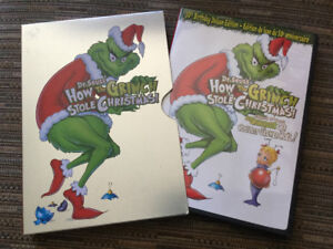 How the grinch stole Christmas - 50th birthday deluxe edition
