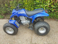 GRIZZLY 250CC 4 STROKE QUAD BIKE