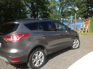2013 Ford Escape SEL ECO Boost, 4WD