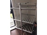 Lakeland dry soon 3 tier electric clothes rack dryer