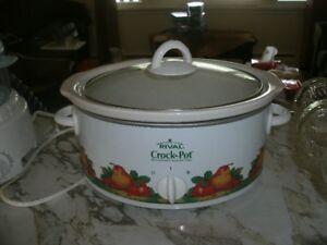 Rival Crock Pot