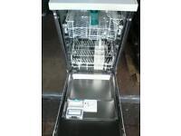 Zanussi Aqua Save Slimline Dishwasher