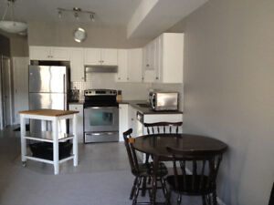 Fully furnished 1 bedroom plus den condo near UBCO