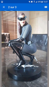 Dc collectibles statue catwoman dark knight rises