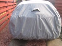 DE LUXE CAR COVER, FITS FORD FOCUS OR ANY CAR SIMILAR SIZE