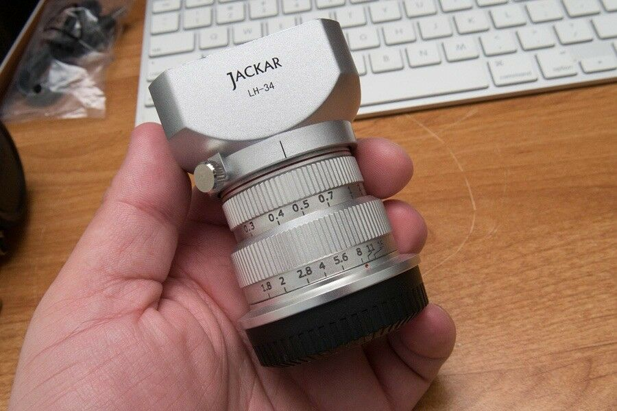 Jackar 34mm 1.8 (Fuji X Mount)