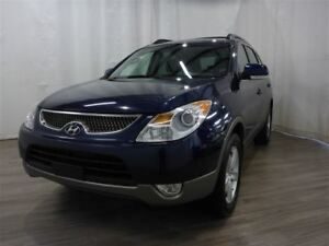 2010 Hyundai Veracruz GLS Sunroof Leather Heated Seats