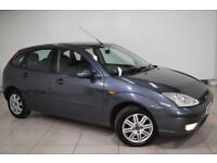 FORD FOCUS 1.8 GHIA TDDI 5d 89 BHP (grey) 2004