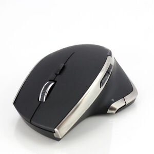 *Mint* Black Web wireless Gaming Mouse