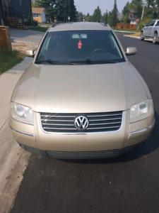 2002 VW PASSAT! EXCELLENT CONDITION!