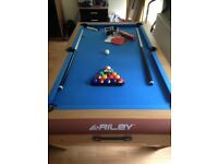 Great 6-3 pool table