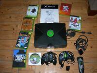 x box console