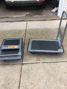 Brand new collapsible dolley / cart