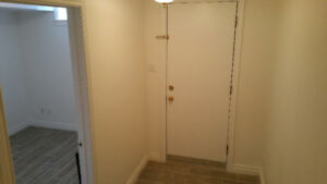 One Bedroom Basement Apartment King West