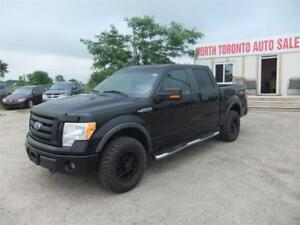 2009 Ford F-150 FX4 NAVIGATION/ LEATHER/ POWER SUNROOF