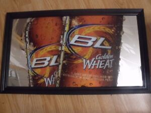 annonce bud light 30x18po