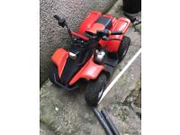 2 x 50cc pheonix quads spares or repairs