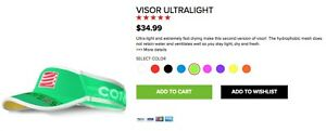 Compressport VISOR ULTRALIGHT V2 cap