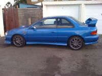 Subaru Impreza 2.0 P1 Limited Edition *** GENUINE P1 ***