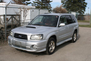2002 Subaru Forester Wagon
