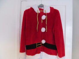 Christmas Ladies hoodie jacket