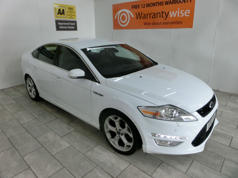 2011 Ford Mondeo 2.2TDCi Titanium X Sport ***BUY FOR ONLY £45 PER WEEK***