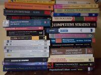 Business management books / textbooks