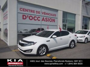 2013 Kia Optima EX TURBO EX LEATHER CAMERA