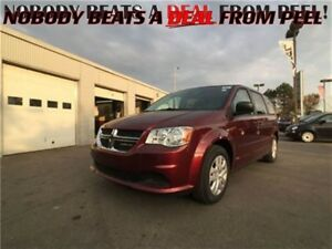 2017 Dodge Grand Caravan Brand New SXT Only $25,995 Plus Taxes O