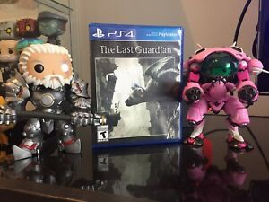 The last guardian ps4 à vendre