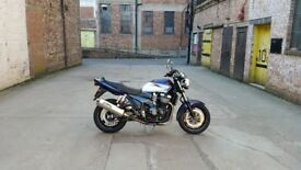 GSX1400, 23000mls, possible part-exchange