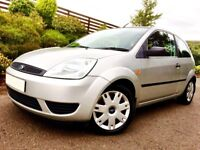 BEAUTIFUL FIESTA AND ONLY £1685. VERY LONG MOT. WELL MAINTAINED