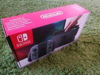 NINTENDO SWITCH Boxed like new