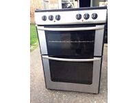 £118.00 New world sls ceramicelectric cooker+60cm+3 months warranty for £118.00