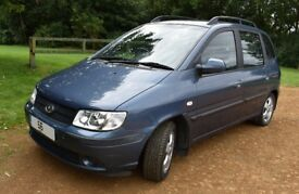Hyundai Matrix Gsi CRTD 45,000 Genuine miles.