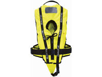 Baltic Bambi Supersoft Baby Life Jacket [Colour/Size: UV/Yellow 3-15kg]