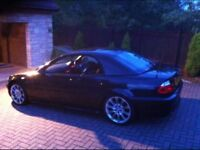 BMW e46 3 series hardtop roof