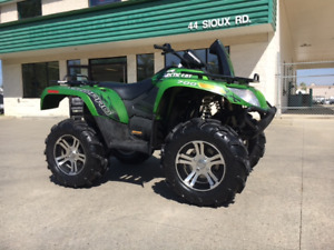 LOW KMS!!! 2012 Arctic Cat MUD PRO 700 only $69 Bi-Weekly!!