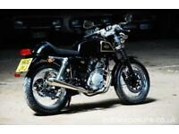 AJS CADWELL 125CC CAFÉ RACER, NEW, FINANCE AVAILABLE